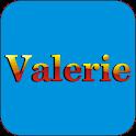 Valerie doo-dad logo
