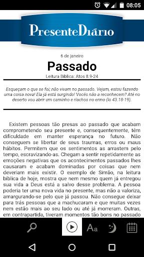 Presente Diário 18