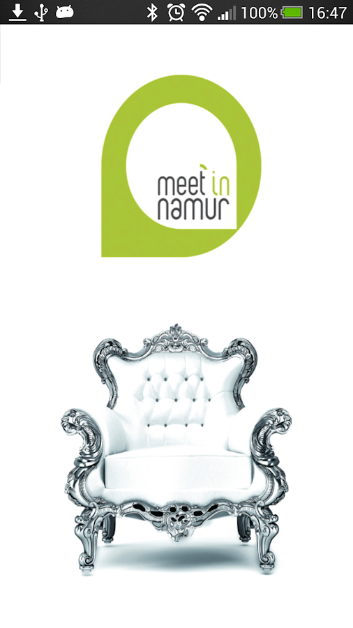 Meet'In Namur - screenshot