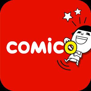 【手機漫畫】comico/日本台灣全彩原創漫畫天天更新! 漫畫 App LOGO-APP試玩