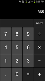 Ice Cream Sandwich Calculator - screenshot thumbnail