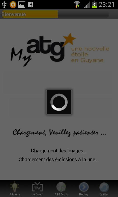 MyATG - screenshot