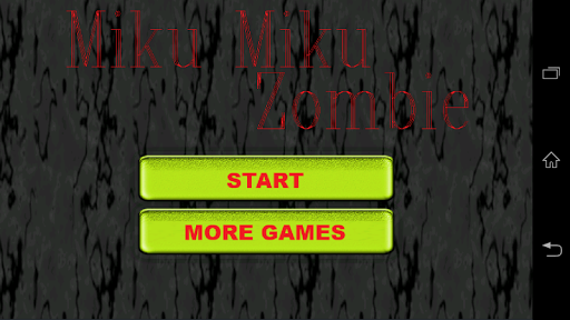 Miku Miku Zombie