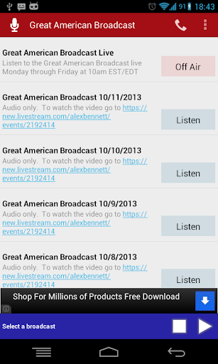 Great American Broadcast