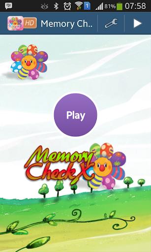 Memory CheckX