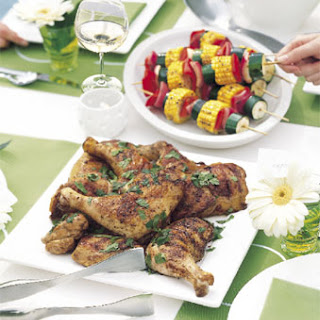 Grilled Chicken Moroccan Style Recipe