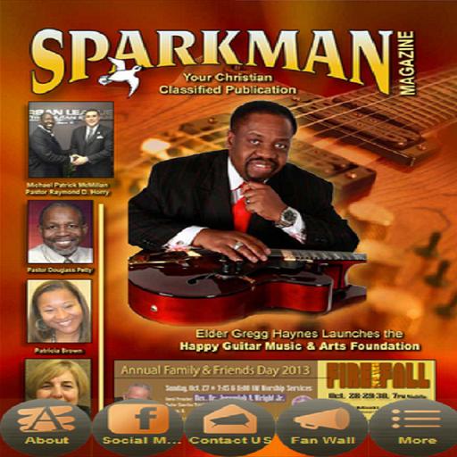 Sparkman App LOGO-APP點子