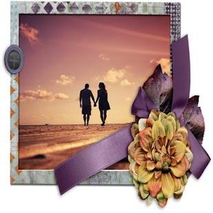 Flowers Art Photo Frames