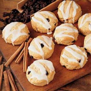 Cinnamon Raisin Biscuits
