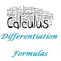 Maths Differentiation Formulas icon