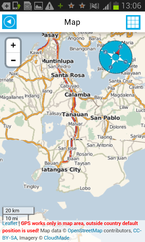 Philippines Manila Offline Map  Android Apps on Google Play