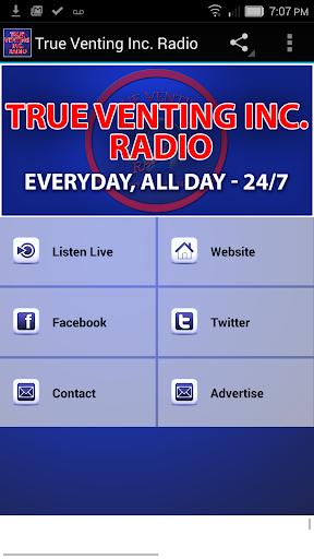 True Venting Inc. Radio