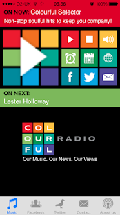Colourful Radio- screenshot thumbnail