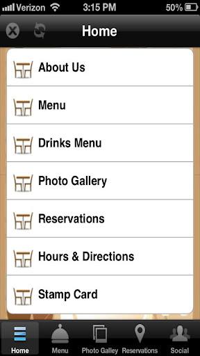 Oana's Restaurant Bar