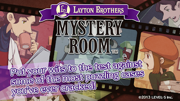 Screenshot of LAYTON BROTHERS MYSTERY ROOM