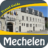 Mechelen Offline Map Guide
