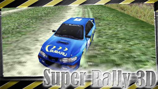Super Rally - Racing Car 3D