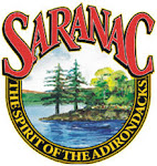 Logo of Saranac Hoppy Hour Hero