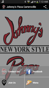 Johnny's Pizza Cartersville- screenshot thumbnail