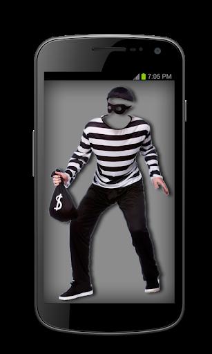 玩攝影App|Police Theif Fancy Suit Maker免費|APP試玩