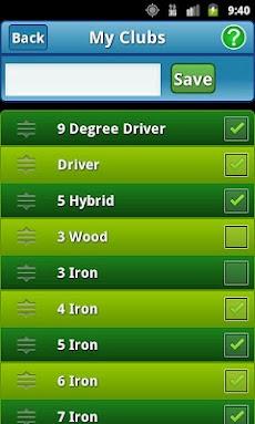 Golf Shot Tracker - Golf GPSのおすすめ画像4