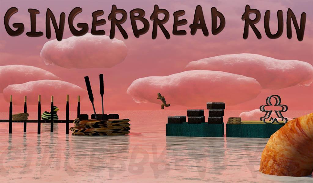 Gingerbread Run - screenshot