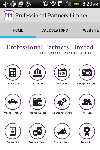 Professional Partners Limited