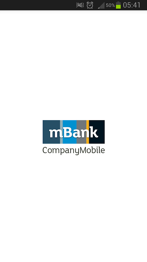 mBank CompanyMobile - screenshot