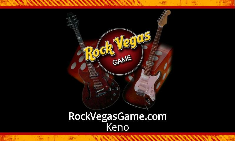 RVG Keno Free - screenshot