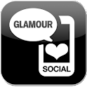 Glamour Friends & Fans logo