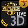Harley Davidson HD icon