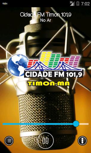 Cidade FM Timon 101.9