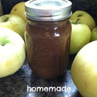 Homemade Paleo Apple Butter
