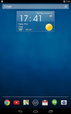 Digital clock & world weather 1.05.49 screenshot 194374