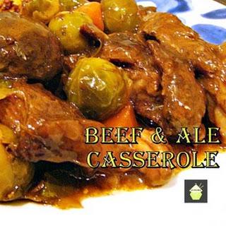 Beef & Ale Casserole