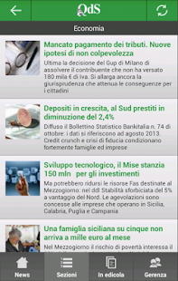 Quotidiano di Sicilia- screenshot thumbnail