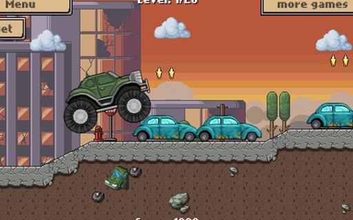 熱門戰爭卡車 - 卡車司機