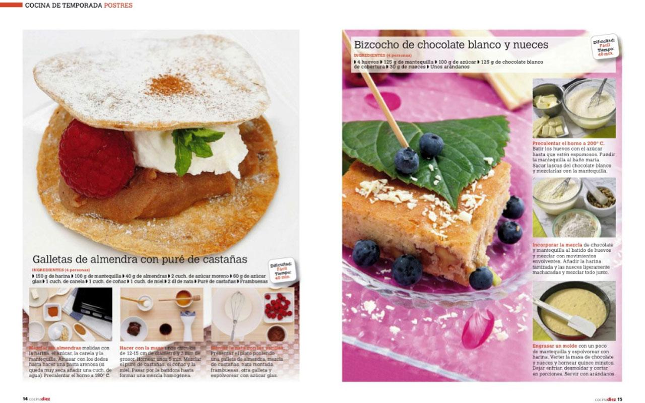 Cocina Diez Revista Android Apps On Google Play