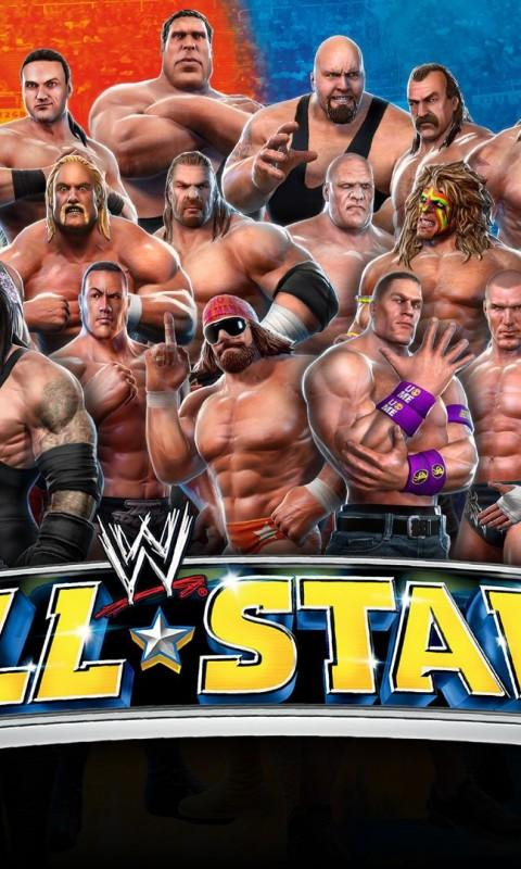 Wrestling Live Wallpaper - screenshot