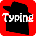 Secret Agent: Typing Game icon