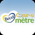 Becel Coeur-o-metre logo