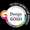 디자인고흐미술학원 icon