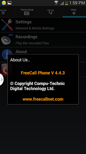 Free to Call 3G 通訊 App-愛順發玩APP