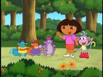 Big Sister Dora