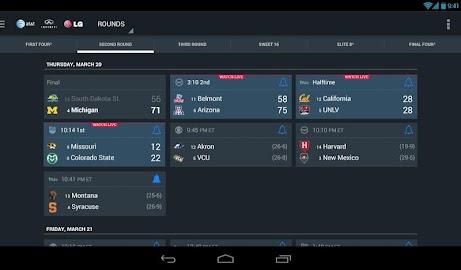 NCAA March Madness Live Screenshot 32