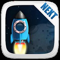 Next Launcher Theme Cosmic 1.0