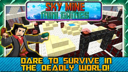 Sky Mine Mini Games