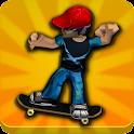 Skater 3D icon