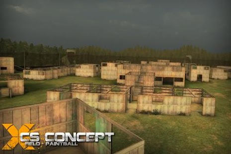 XField Paintball 1 - Solo - screenshot thumbnail