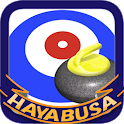 HAYABUSA Rumble Curling logo